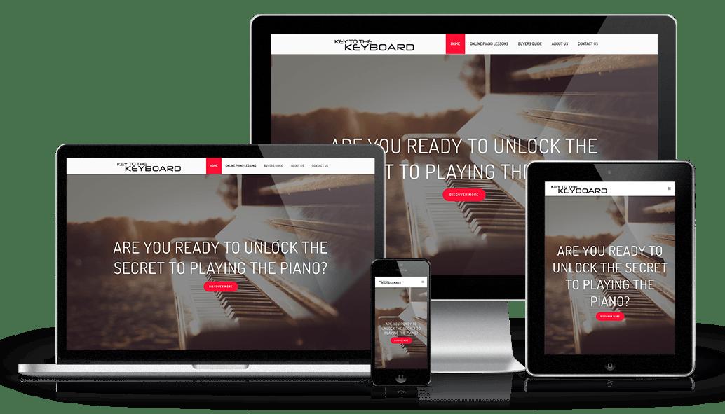 KTTK Website SEO Showcase